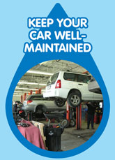 Keep car well maintained